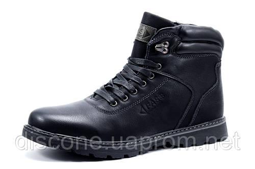 Ботинки зимние Doowood, мужские, черные