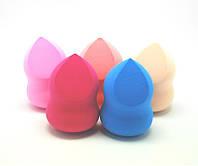 Спонж Beauty Blender грушевидный со срезом Цвет Голубой