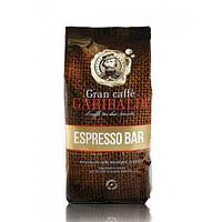 Итальянский кофе в зернах Gran caffe Garibaldi Espresso bar 50/50 1кг