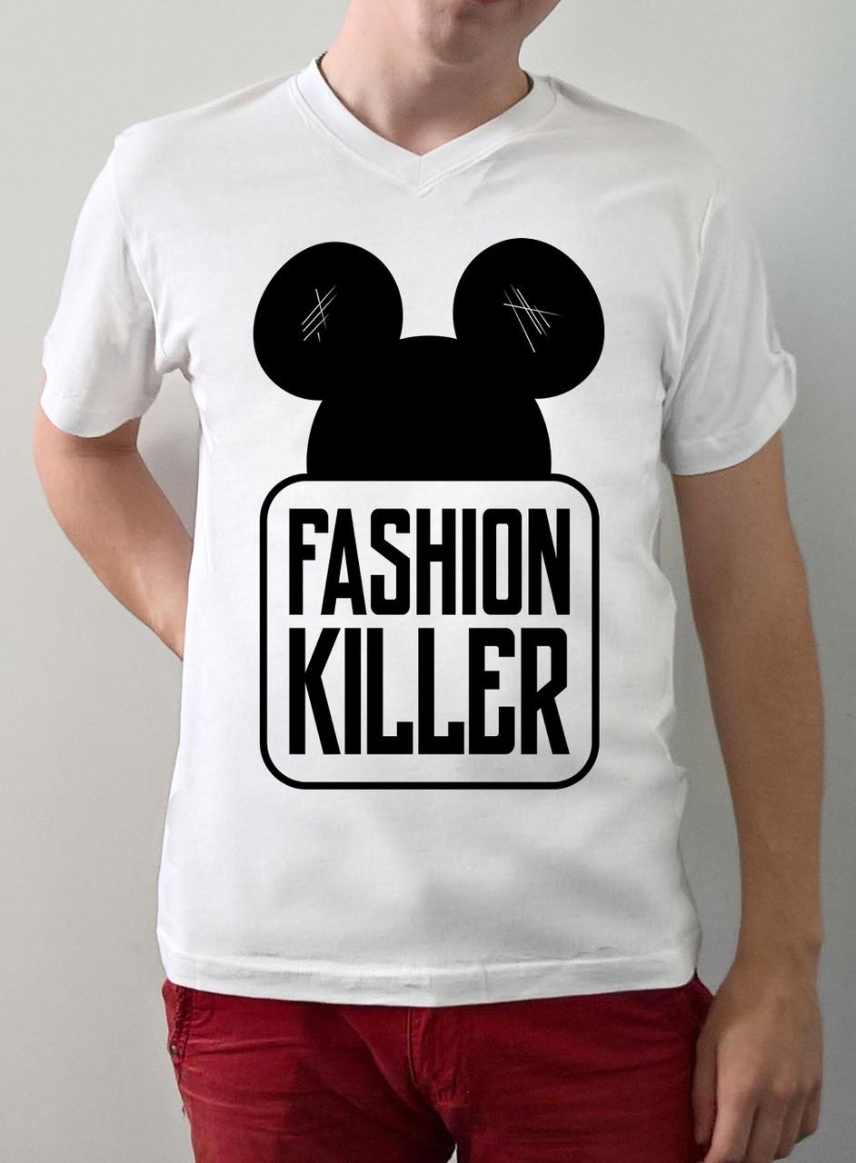 "Мужская футболка ""Fasion killer"""