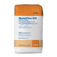 BASF. Безусадочный раствор MasterFlow 928