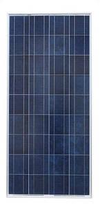 Солнечная панель. Поликристаллическая (150Вт)