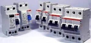 Выключатели автоматические (модульные автоматы)