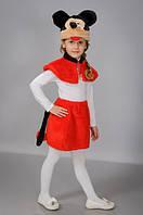 Детский карнавальный костюм Микки маус для девочки и мальчика