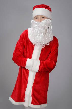 Детский карнавальный костюм Деда Мороза, фото 2