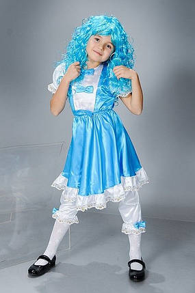 Карнавальный костюм Мальвина, фото 2
