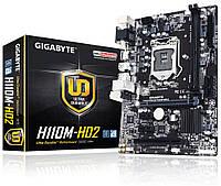 Материнская плата Gigabyte GA-H110M-HD2