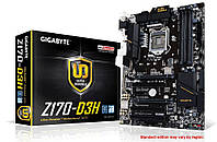 Материнская плата Gigabyte GA-Z170-D3H
