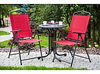 Стол для кафе DINE pizzara/ antracyt  D 60х72см
