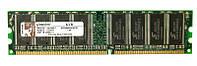 Оперативная память для компьютера 1Gb DDR, 400 MHz (PC3200), Kingston, CL3 (KVR400X64C3A/1G)