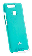 Чехол Mercury Jelly Color Series Huawei Ascend P9 Turquoise