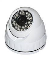 Камера видеонаблюдения антивандальная IP камера Green Vision GV-053-IP-G-DOS20-20 POE