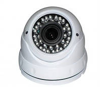 Камера видеонаблюдения антивандальная IP камера Green Vision GV-055-IP-G-DOS20V-30 POE