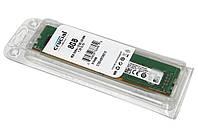 Оперативная память для компьютера 8Gb DDR4, 2133 MHz, Crucial, 15-15-15, 1.2V (CT8G4DFD8213)