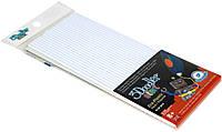 Набор стержней для 3D-ручки (белый, 24 шт) (3DS-ECO01-WHITE-24)