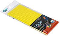 Набор стержней для 3D-ручки (желтый, 24 шт) (3DS-ECO04-YELLOW-24)