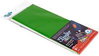 Набор стержней для 3D-ручки (зеленый, 24 шт) (3DS-ECO07-GREEN-24)