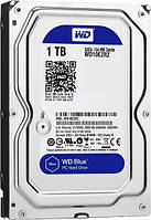 Жесткий диск 1Tb Western Digital Blue, SATA3, 64Mb, 5400 rpm (WD10EZRZ)
