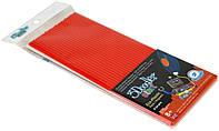 Набор стержней для 3D-ручки (красный, 24 шт) (3DS-ECO03-RED-24)