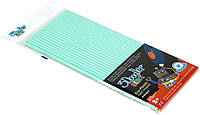Набор стержней для 3D-ручки (мятный, 24 шт) (3DS-ECO02-MINT-24)