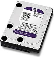 Жесткий диск 1Tb Western Digital Purple, SATA3, 64Mb, IntelliPower (WD10PURX) для систем наблюдения с уникальной технологией AllFrame