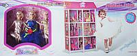 Детский кукольный домик для Барби 66886 ***