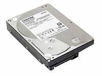 Жесткий диск 3Tb Toshiba, SATA3, 64Mb, 7200 rpm (DT01ACA300)