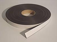 Магнитная лента 25,4мм х 30,5м с клеевым слоем тип А
