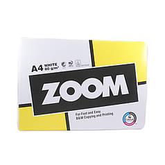 Офісний папір А4 500л ZOOM (6416764001001)