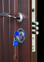 Типы секретности дверных замков