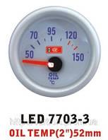 Тюнинговый автомобильный прибор Ket Gauge LED 7703-3 температура масла