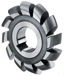 Фреза радиусная выпуклая Ø 60 R2,2 Р18