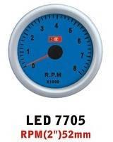 Тюнинговый автомобильный прибор Ket Gauge LED 7705 тахометр