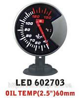 Тюнинговый автомобильный прибор Ket Gauge LED 602703 температура масла