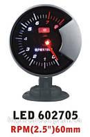 Тюнинговый автомобильный прибор Ket Gauge LED 602705 тахометр