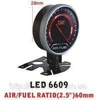 Тюнинговый автомобильный прибор Ket Gauge LED 6609 экономайзер Air Fuel состав смеси