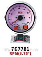 Тюнинговый автомобильный прибор Ket Gauge 7С 7781 тахометр