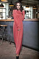 Женское платье макси с капюшоном Surprise
