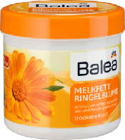 Увлажняющий крем для тела и рук Balea Melkfett Ringelblume, 250 ml.