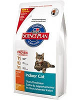 Hills Science Plan Feline Adult Indoor корм для кошек 4кг (9901)