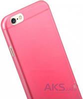 Чехол Kuboq Ultra Thin TPU Case Clear Shadow Apple iPhone 6, iPhone 6s Transparent Pink (KQAPIP6FCSWPKTPU)