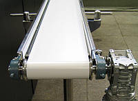Конвейерные ленты пищевые с ПВХ-покрытием, фото 1
