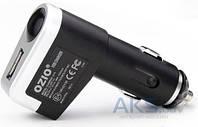 Зарядное устройство Ozio 5V/2.1A Dual AMP Black