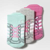 Детские носки Adidas Performance Infants 3PP (Артикул: AY6500)