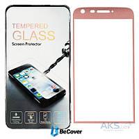 Защитное стекло BeCover 2.5D LG G5 H850, G5 H860 Rose Gold