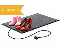 Коврик для сушки обуви и обогрева ног Теплолюкс Carpet (Серый)