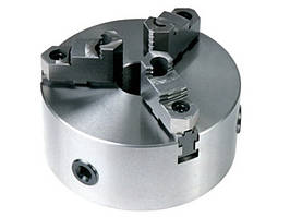 Патрон токарный трехкулачковый 80мм. 71001-0001 БелТАПАЗ