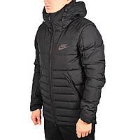 Куртка(пуховик) мужская nike hd jaket
