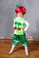 Детский карнавальный костюм Вишенка