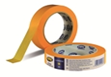 Малярная лента 25mm x 50m, оранжевая, для сложных контуров 4400 (HPX)